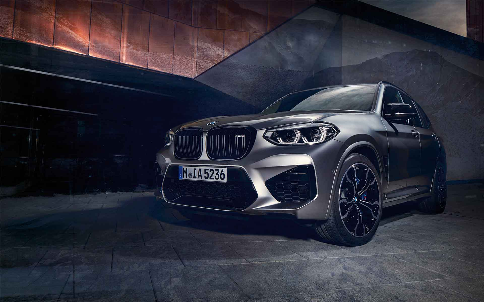 THE X3 M